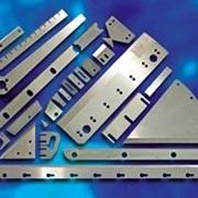 Ножи промышленные / зубчатые фото