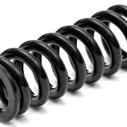 Пружины винтовые цилиндрические сжатия 1 класса, разряда 4 из стали круглого сечения ГОСТ 13769-86 фото