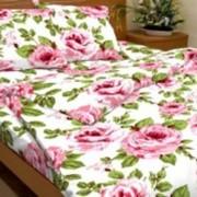 Ткань постельная Бязь 125 гр/м2 150 см Набивная Венецианский сад 2672-1/S TDT фото