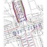 Разработка проектов по организации дорожного движения на время проведения дорожных работ. фото