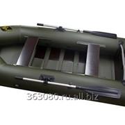 Двухместная лодка СОКОЛ М2М (280) под мотор фото