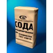 Сода кальцинированная, натрий углекислый фото
