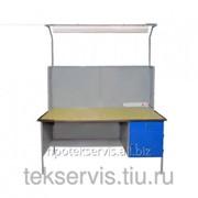 Стол электромонтажника СЭР-2 исп 4 вар 2 фото