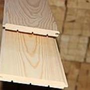 Вагонка из ангарской сосны 96*14*1000-6000 Сорт АВ фото