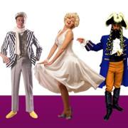 Карнавальные костюмы. Прокат костюмов для маскарада. Прокат костюмов новогодних, карнавальных фото