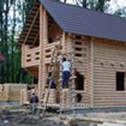 Дома деревянные фото