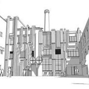 Реставрация зданий и сооружений. фото