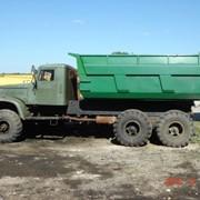 Самосвалы вездеходы на базе КрАЗа с колёсной формулой 6Х6 фото