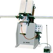 Автоматический четырехкоординатный станок для фрезерования водоотливных каналов в алюминиевом и ПВХ профиле LXC-4 фото