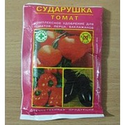 Подкормка для растений Сударушка60г томат фото