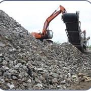 Рециклинг строительного мусора фото