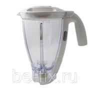 Чаша (емкость) блендера 1500ml в сборе Moulinex MS-5909860. Оригинал фото