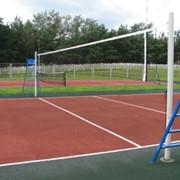 Волейбольная стойка фото