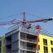 Возведение зданий и сооружений фото