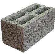 Керамзитобетонные блоки 390х190х188 фото