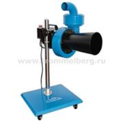 Вентилятор центробежный для вытяжки выхлопных газов на штативе (900 м³/час) фото