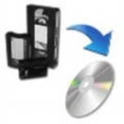 Перезапись материала с кассеты на DVD диск фото