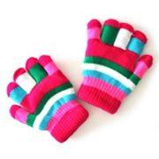 Детские перчатки фото