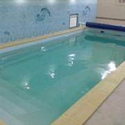 Композитный или пластиковый бассейн фото