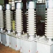 Емкостные трансформаторы напряжения 110-750 кВ серии НДЕ фото