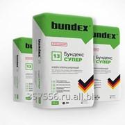 Сухие строительные смеси Bundex фото