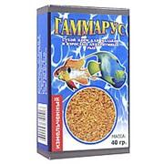 Эльф Корм Гаммарус измельченный для рыб 100г фото
