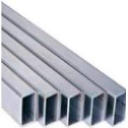 Профиль полый прямоугольный шифр 05/0311 B, мм 25 R mах, мм 0,5 площадь сечения - 1,44 фото