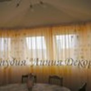 Подбор штор и гардин для кухни фото