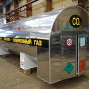 Резервуары для хранения и транспортировки СО2 фото