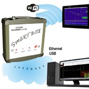 Оптический рефлектометр Gamma Lite SMART BOX фото