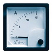 Вольтметр М 42300 0-250 V 80х80 к.т. 1,5 фото