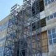 Монтаж шахты лифта фото