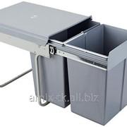Контейнер для отходов, модуль 40см, 40л. - CLG-602 фото