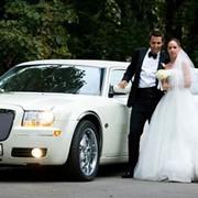 Свадебный кортеж. Лимузины фото