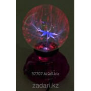 Плазменный шар Стрекоза фото
