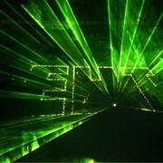 Лазерное шоу для презентаций фото