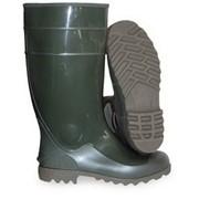 Обувь литая из ПВХ фото