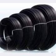 Труба ПЭ (ПНД) гладкая черная SDR 11, SDR 13.6, SDR 17, SDR 21, SDR 26 фото