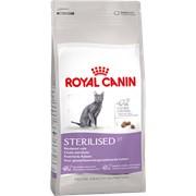 Sterilised 37 Royal Canin корм для стерилизованных кошек, от 1 года до 7 лет, Пакет, 10,0кг фото