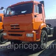 Седельный тягач вездеход 44108 6х6двигатель Cummins ISLe-C340 Eвро-4 фото
