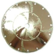 Алмазные гальванические круги премиум качества для обработки мрамора для УШМ. Пр-во Ю. Корея фото
