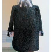 Меховые шубы и куртки из афганского каракуль-каракульча фото