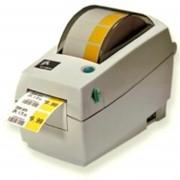 Принтер этикеток Zebra LP 2824 фото