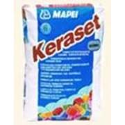 Клей цементный для керамической плитки Keraset фото