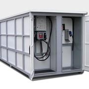 Модульная АЗС для дизеля, био дизеля, бензина, керосина, мочевины и др. видов топлива фото