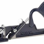 Рубанок KRAFTOOL RABBET металлический, модель A39, 200мм, нож 12мм. Артикул: 1-18543-20 фото