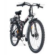 Электровелосипед CROSS RACK 750 фото
