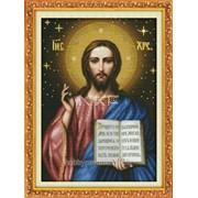 """Набор для вышивания """"Иисус"""" R 403 фото"""