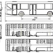 Автобус городской НЕФАЗ-52997-0000010 фото