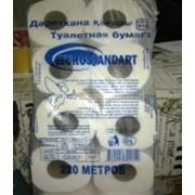 Туалетная бумага в рулоне EUROSTANDART фото